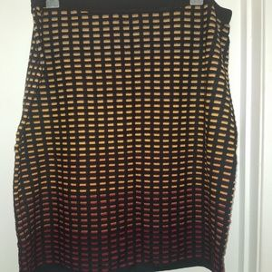Geo Sweater  Skirt